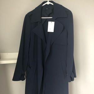 841fa6255c Theory Jackets & Coats | Oaklane B Trench Coat | Poshmark